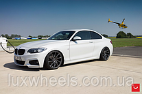 BMW 2-Series на дисках Vossen CVT
