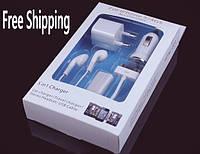 Комплект аксессуаров для Iphone 4,4S /Ipod: для iPhone 4, 4s / iPad