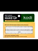 Ресницы накладные пучковые (60 пучков) Kodi Professional