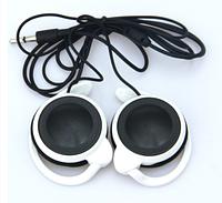Наушники накладные 3,5 mm, белые