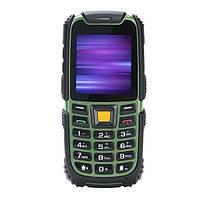Мобильный телефон NOMI I242 X-TREME (BLACK-GREEN)