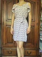 Летнее легкое платье, S,M,L р-ры, 300/270 (цена за 1 шт. + 30 гр.)