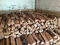 Дрова дуб колотые киев с доставкой 650грн складометр
