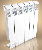 Алюминиевый радиатор Passat 500/80