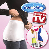 Невидимый корректирующий пояс Trendy Top , 2 шт в комплекте