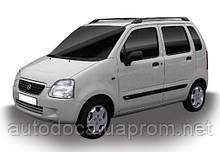 Захист картера двигуна і акпп Suzuki Wagon R+ 2002-