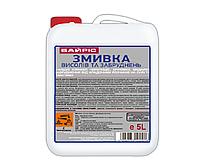 Очиститель кислотный БАЙРИС ЗМИВКА от высолов и цемента, 5л