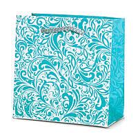 Подарочный бумажный пакет OL - Абстракция 1