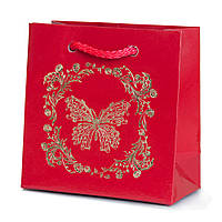 Подарочный бумажный пакет OL - Бабочка