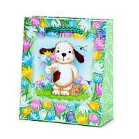 Подарочный бумажный пакет OL - Детский