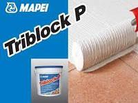Трехкомпонентная цементно-эпоксидная грунтовка для обработки влажных оснований Triblok P.5 кг.Mapei