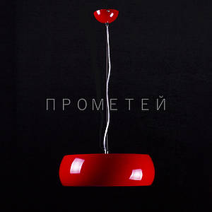 Люстра подвесная на 3 лампочки P3-3375/3P/MIX BK+GN+WT+RD
