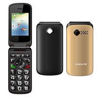 Мобильный телефон раскладушка VKWorld Diamond Z2