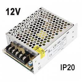 БП 12В не герметичные IP20