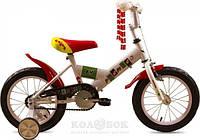 "Велосипед детский Premier Enjoy Велосипед детский Premier Enjoy 14"" White"