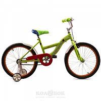 """Велосипед детский Premier Flash Велосипед детский Premier Flash 20"""" Lime"""
