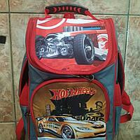 Рюкзак каркас Hot wheels размер 35х25х15 (Ваня 0630283456)