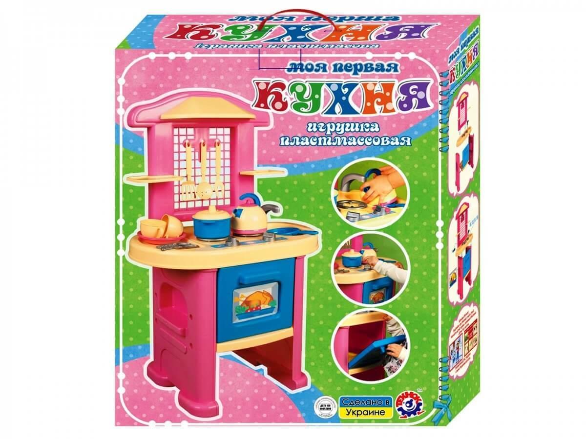 Кухня - 4 Технок - ДАНКАТОЙС Интернет-магазин детских товаров в Киеве