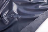 Кожа одежная наппа серо-голубой 12-0623