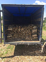 Дрова ольховые Киев с доставкой 650грн складометр