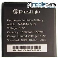 Оригинальный аккумулятор АКБ (Батарея) Prestigio PAP4044 (Li-ion 3.7V 1500mAh)