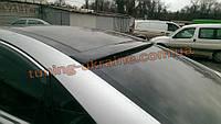 Спойлер на заднее стекло из ABS пластика на Hyundai Sonata 6 2010-2015
