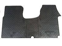Коврики в салон Peugeot Trafic 2001- (3 шт) каучук ТЭП