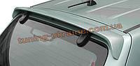 Спойлер на заднее стекло из ABS пластика на Hyundai Tucson 2004-2009