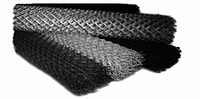 Сетка рабица №30 (черная) 2м х 10м