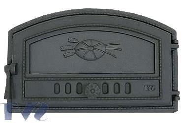 Дверца хлебной печи SVT 422 - Сауны и Камины СК — Сауны, бани, каменки, камины, печи, каминофен, топки, Sawo, Harvia, Narvi, Helo в Киеве