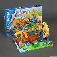 Железная дорога-конструктор 2109A, 48 деталей Yang Toys