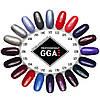 Набор 2 цветных гель лака GGA + Nail Prep 3in1 В Подарок!, фото 8