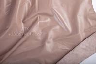 Кожа одежная наппа кремовый 12-0749