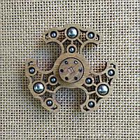 Деревянный спиннер (Fidget spinner), игрушка-антистресс, фото 1