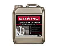 Добавка в цементные смеси БАЙРИС ГIДРОФОБНА гидроизоляционная, 5л