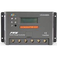 Фотоэлектрический контроллер заряда EPsolar VS3048BN, ШИМ 30А 12/24/48В  с дисплеем