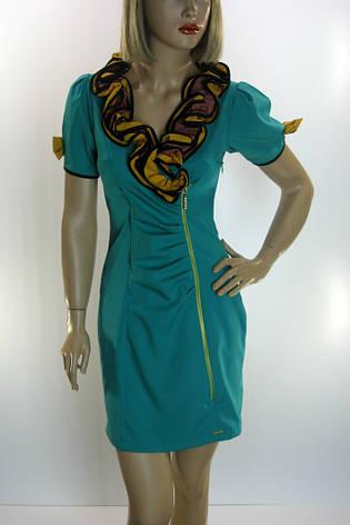 Платье с жабо , фото 2
