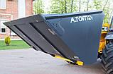 Ковші для телескопічного навантажувача JCB 2,7 м3, фото 4