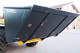 Ковші для телескопічного навантажувача JCB 2,7 м3, фото 5