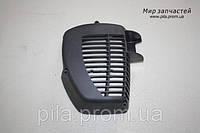 Крышка глушителя для Husqvarna 125L, 125R, 128L, 128R.