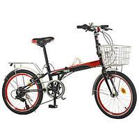 """Велосипед складной Profi EUROBIKE E20F-4 20"""", фото 1"""
