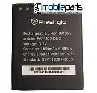 Оригинальный аккумулятор АКБ (Батарея) Prestigio PAP4500 (Li-ion 3.7V 1850mAh)