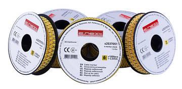 Расширяем ассортимент Енекст: кабельные маркеры