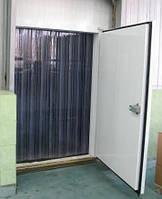 Комплект термоштор (хладостойкая) проем 2 х 1 м.