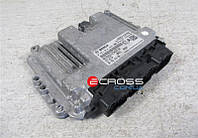 Электроный блок управления мотора 1.4hdi б.у., 9666432280, 1943QC, 0281015782, Citroen Nemo, Peugeot Bipper, 2