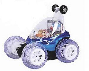 Радиоуправляемые машинки для детей. Трюковые машины. Перевертыши.