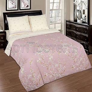 Постельное белье Сакура поплин ТМ Царский дом  (Полуторный), фото 2
