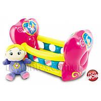 """Игрушка для девочек """"Малышка в колыбели"""" Play WOW (3150PW)"""