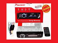 Для любителей качественной авто-музыки магнитола Pioneer NewLink SA101BT. Доступная цена. Дешево. Код: КГ1455