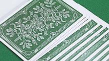 Карты игральные   Monarch Playing Cards (Green), фото 2